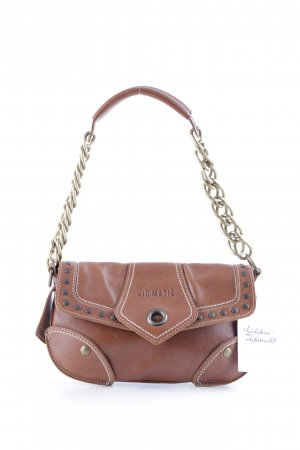 Vic Matie Carry Bag brown simple style