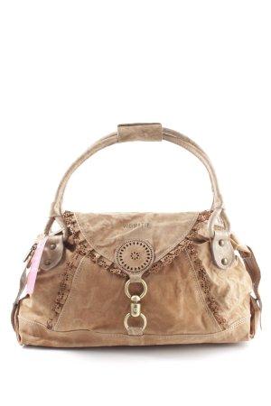 Vic Matie Carry Bag camel Boho look