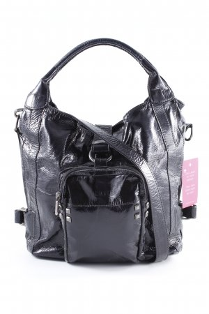 Vic Matie Carry Bag black casual look