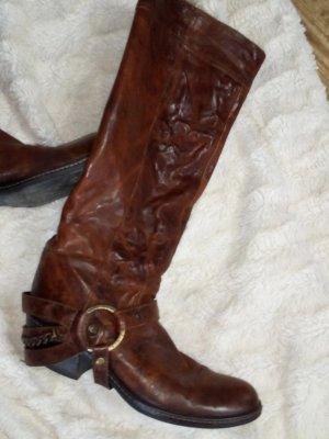 Vic Matie Stiefel Lederstiefel Boots