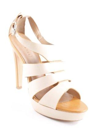 Vicenza High Heel Sandaletten mehrfarbig extravaganter Stil