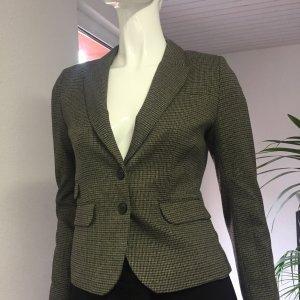Vichy Wolle Blazer - Gr. 38 ( S - M ) - TOP