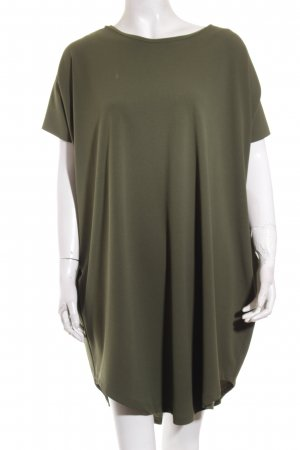 Vicolo Kleid khaki Street-Fashion-Look