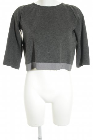Vicolo Sweatshirt grau Casual-Look