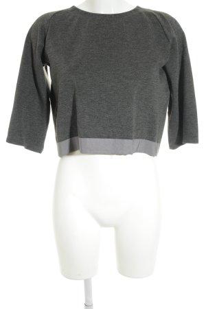 Vicolo Sweatshirt grau Casual-Look
