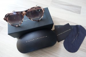 Victoria Beckham Aviator Glasses multicolored synthetic material