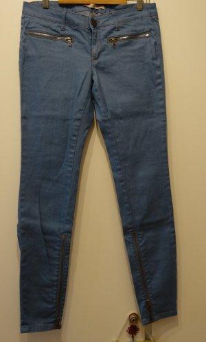 Victoria Beckham Designer Jeans Biker Style Gr. 29 (36/38) Mainline Baumwolle