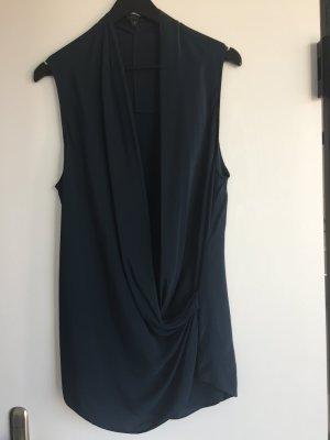 Victoria Beckham einmal getragen Bluse ohne Arm