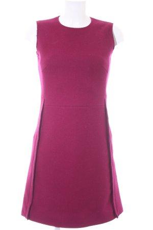Victoria Beckham Etuikleid purpur schlichter Stil
