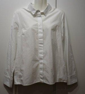Victoria Beckham Jeans Bluse Gr. 38/40 (M) Blogger Clean Chic 100% Cotton