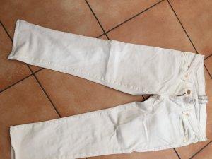 Victoria Beckham Jeans weiss
