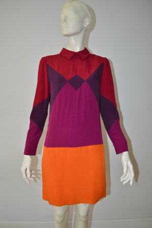 Victoria Beckham Kleid Gr.36 tolle Farben Luxus