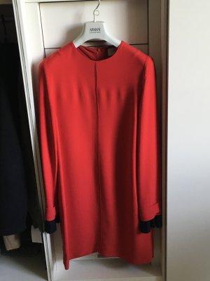 Victoria Beckham Kleid , rot/schwarz