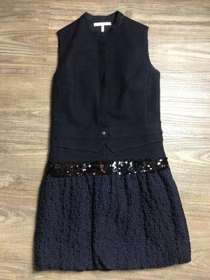 Victoria Beckham Mini-jurk zwart