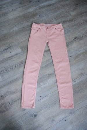 Victoria Beckham Power Skinny Jeans rosa W 28 NEU mit Etikett