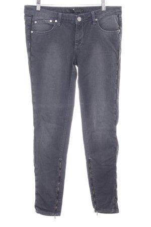 Victoria Beckham Röhrenjeans dunkelgrau Jeans-Optik