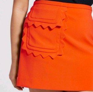 Victoria Beckham Rok oranje