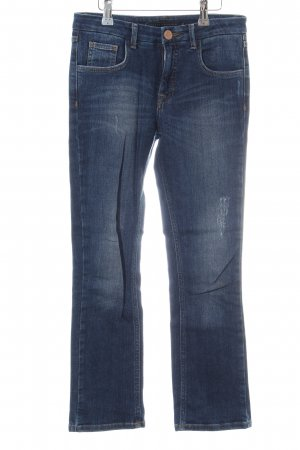 Victoria Beckham Skinny Jeans blau Casual-Look