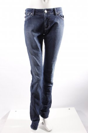 Victoria Beckham Slim Jeans blau