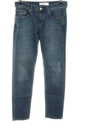 Victoria Beckham Slim Jeans blau Casual-Look