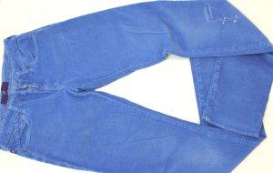 Victoria Beckham Velvet Hose in Größe: W26 / 35