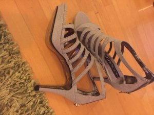 Victoria delef High Heel Sandal light grey
