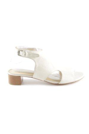 Victoria delef High Heels graubraun Elegant