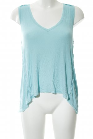 Victoria's Secret A Line Top turquoise casual look