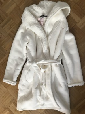 Victoria's Secret Dressing Gown natural white-pink