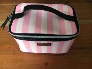 Victoria´s Secret  Beautycase und passende Make-Up Tasche-rosa-neu*