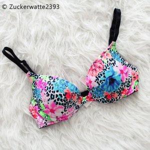 Victoria's Secret Soutien-gorge noir-rose