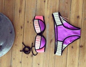 Victoria's Secret Bikini Neopren Bandeau Push Up
