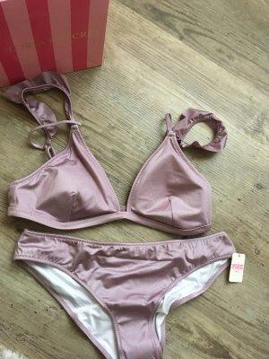 Victoria's Secret Bikini Set Lila Flieder S NEU