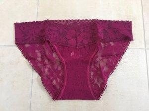 Victoria's Secret Braguita rojo zarzamora-rojo frambuesa