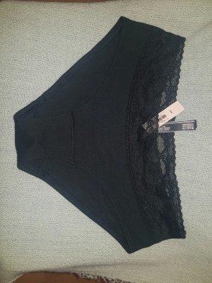 Victoria's Secret Onderbroek zwart