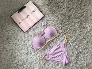 Victoria's Secret Crochet Häkel Strick Bikini Bandeau