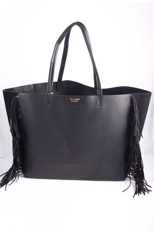 Victoria's Secret Fransentasche schwarz-goldfarben Eleganz-Look