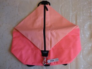 Victoria's Secret Gym Bag, apricot-pink