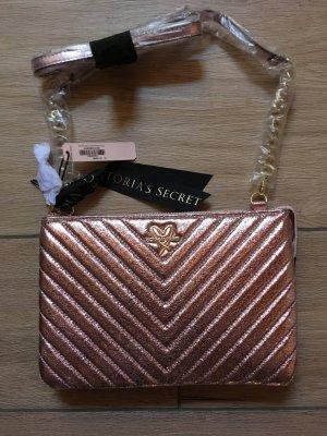 Victoria's Secret Handtasche Clutch Roségold