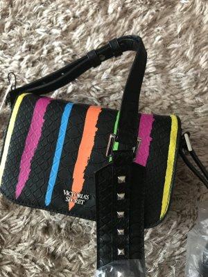 Victoria's Secret Handtasche, langer Gurt mit Nieten / NEU