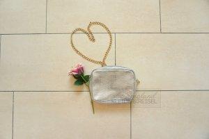 Victoria's Secret Handtasche silber
