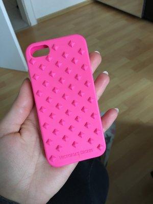 Victoria's Secret Iphone 5/5s case hülle schutzhülle pink