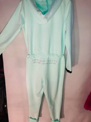 Victoria's Secret Oversized Sweater pale green mixture fibre