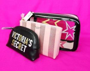 Victoria's Secret Kosmetik Tasche Neu 3 teilig
