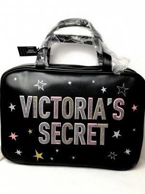Victoria's Secret Cosmeticabox zwart