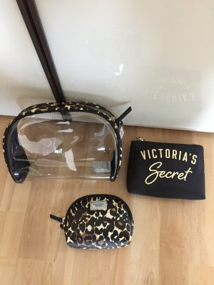 Victoria's Secret Kosmetiktasche Set Leoprint! neu