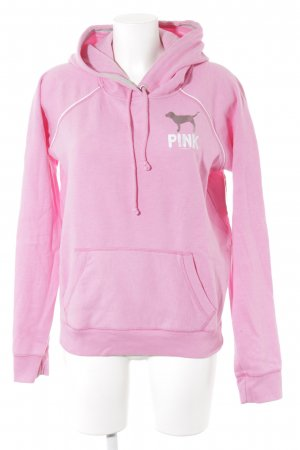 Victoria's Secret Kurzarmpullover pink Motivdruck Casual-Look