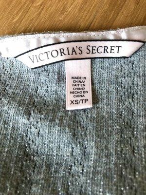 Pink Victoria's Secret Boothalsshirt lichtgrijs