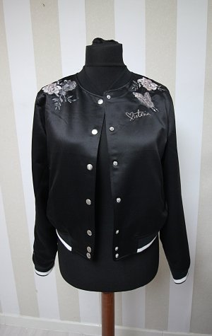 Victoria's Secret College Jacket black
