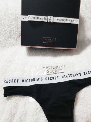 Victoria's Secret Braguita negro-blanco